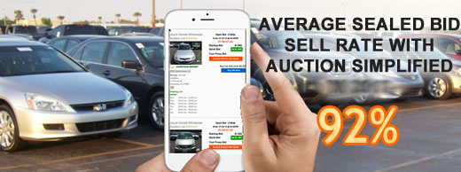 dealer bid sale car auction software